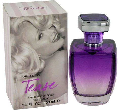 Paris Hilton Tease Perfume by Paris Hilton | Paris hilton
