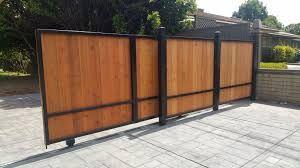 Image Result For 10 Foot Fence With Sliding Gate Wooden Gates Driveway Wood Gates Driveway Wood Fence Gates