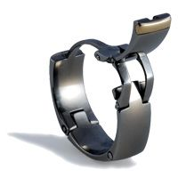 Clasping Wedding Band For Men - Business Insider