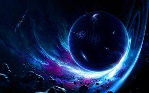 Universo Fondos De Pantalla Hd 4k Galaxy Wallpaper Planets Wallpaper Interstellar