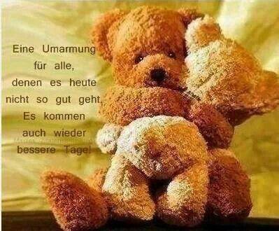 Sprüche | Free | Pinterest | A Hug, Bears and Dr. Who