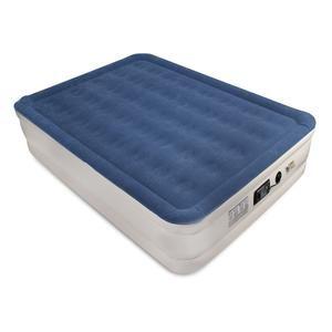 Soundasleep Dream Series Air Mattress With Comfortcoil Technology In Sound Asleep P Air Mattress Air Mattress Camping Camping Mattress