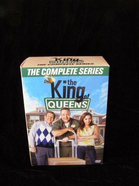 King Of Queens DVD Set Complete Season 27 Disc Set