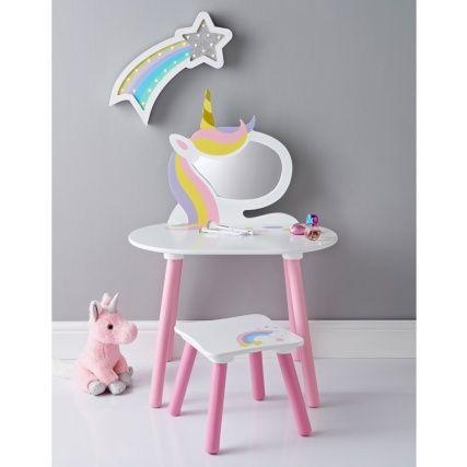 Children/'s Unicorn Step Stool