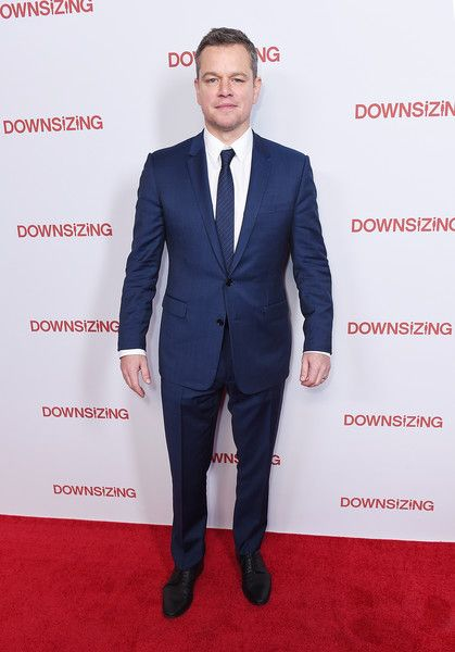 Matt Damon - Celebrities Who Attended Ivy League Schools - Photos