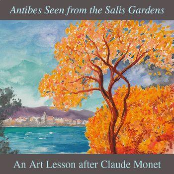 11d4320cede8e505b91f51eb6a3d697e - Antibes Seen From The Salis Gardens