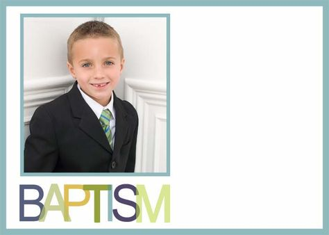 Free downloadable and customizable baptism announcement for boys and girls. Also a covenant printable for boys and girls and a cute and fun idea for the inside of a baptism program, or just for notifications/thank you postcards!