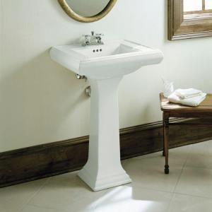10 Good Resolutions For Toilets Pedestal Sink Bathroom Pedestal