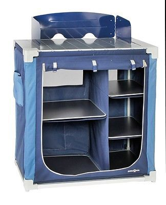 Brunner Jumbo Küchenbox Blau 600 Ct Blau Möbel Campin