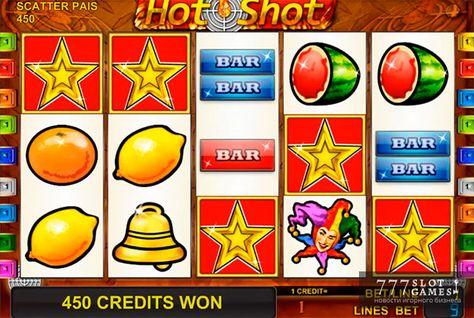 игровой автомат hot scatter