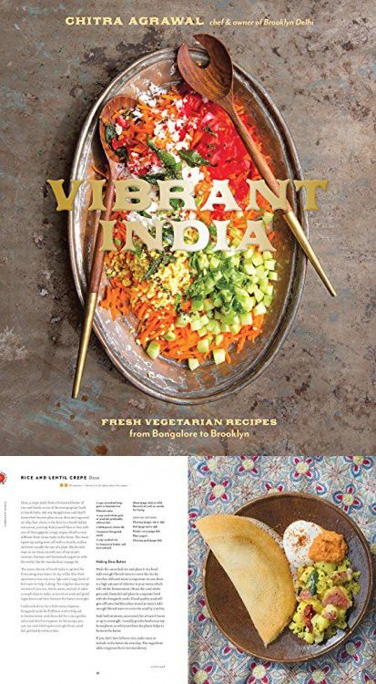 Vibrant India Fresh Vegetarian Recipes From Bangalore To