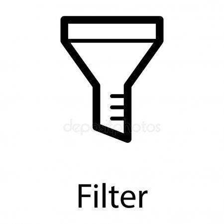Line Data Filter Vector Design Stock Vector Spon Filter Data Line Stock Ad