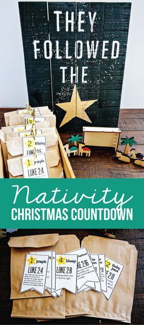 Nativity Christmas Countdown – Shondelle Hales Nativity Christmas Countdown Nativity Christmas Countdown – bring the true meaning of Christmas into your home www.thirtyhandmad… The Star Movie is out Nov Preschool Christmas, Christmas Nativity, Christmas Activities, Christmas Printables, Christmas Traditions, Winter Christmas, Christmas Holidays, Christmas Crafts, Christmas Decorations