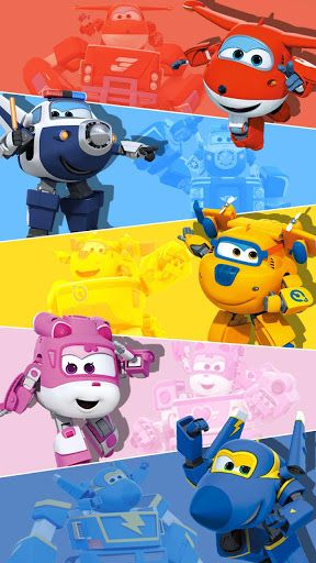 Super Wings Jett Run 2 9 Apk Mod Obb Android Download With