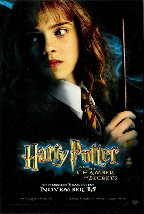 Harry Potter and the Chamber of Secrets Movie Poster (#11 of 14)