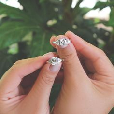 We are totally enamo | Engagement Rings | Engagement rings