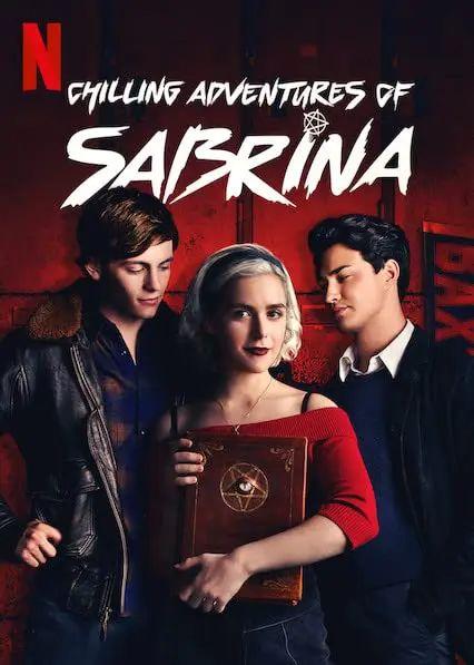 Chilling Adventures Of Sabrina Part 4 Trailer Coming To Netflix December 31 2020 Sabrina Spellman Sabrina Tv Series