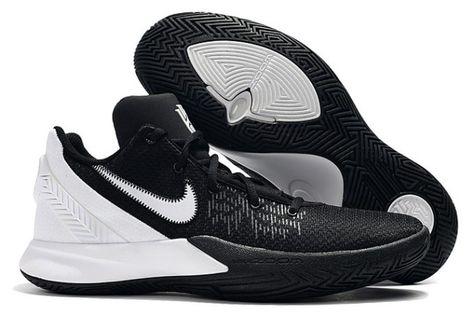 lowest price 69e1b b820b Nike Kyrie Flytrap 2 Panda Black White Mens Sneakers-4