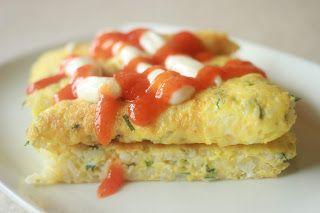 Membuat Menu Rumahan Omelet Nasi Bisa Untuk Bekal Sekolah Anak Makanan Dan Minuman Makanan Resep Makanan
