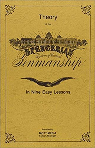 Spencerian Penmanship Theory Book Plus Five Copybooks Platt Rogers Spencer 8601234605201 Amazon Com Penmanship Handwriting Analysis Handwriting Practice