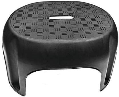 Superb Amazon Com King Kraft One Step Plastic Step Stool 350 Lb Gmtry Best Dining Table And Chair Ideas Images Gmtryco