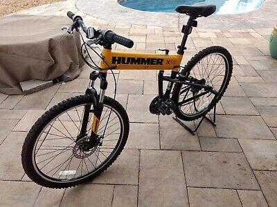 Hummer 20 Folding Bike