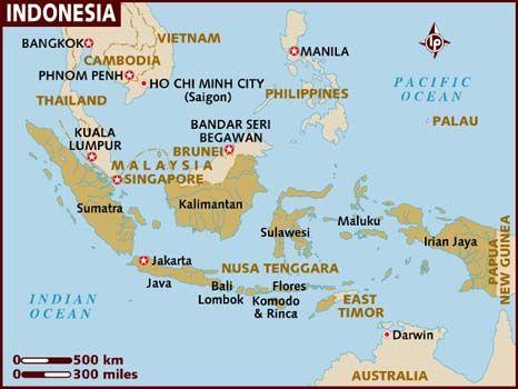 29 best INDONESIA images on Pinterest Yogyakarta, Bali and Bucket - new google world map printable