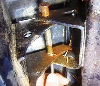 The Diy Gm Door Hinge Repair Kit And Procedure Door Hinge Repair Door Hinges Sagging Door