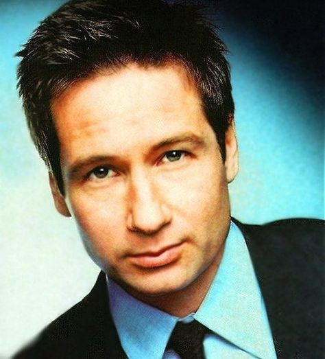 """David Duchovny from """"The X-Files"""""""