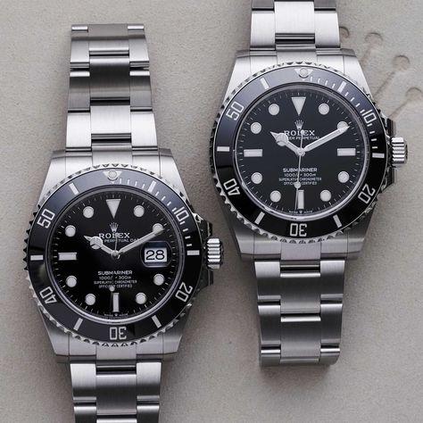Best Watches For Men, Luxury Watches For Men, Cool Watches, Rolex Submariner Blue, Submariner Watch, Fossil Watches, Rolex Watches, Rolex Tudor, Hermes Men