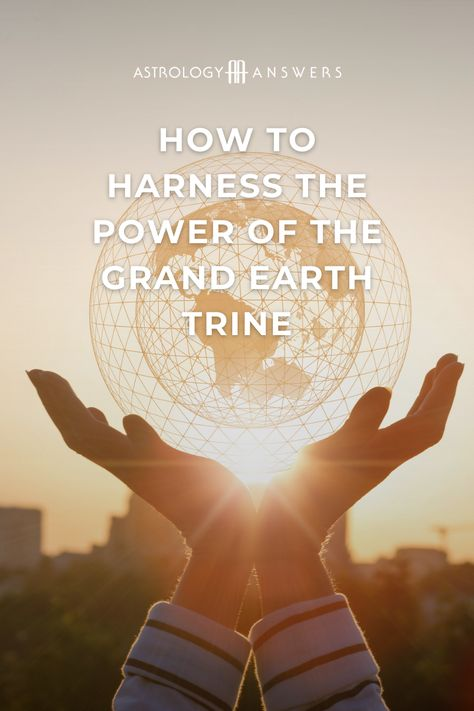 This upcoming 2021 Grand Earth Trine will be a grounding and soothing experience for all. #earthtrine #grandearthtrine #earthelement #astrology #astrologyaspects #aspects #trines