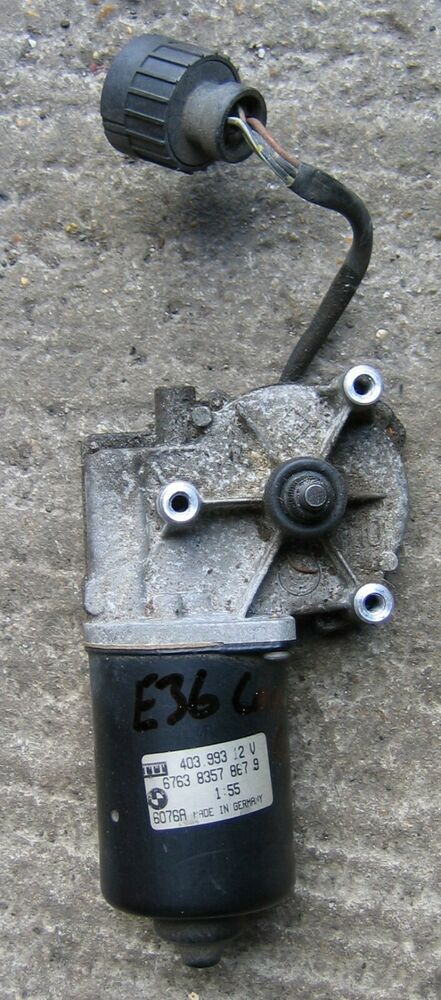 Bmw 3 Series E36 Coupe Convertible Z3 Windscreen Wiper Motor