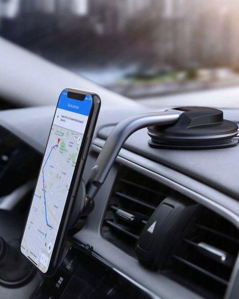 Lexus Universal Air Vent Magnetic Cellphone Car Mount Phone Holder 360/°Rotation Phone Holder for Car Magnetic Car Cell Phone Stand Compatible for All Smartphones Magnetic Phone Car Mount
