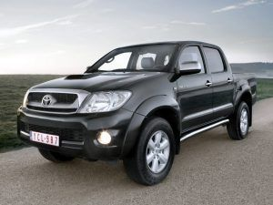 Best Toyota Hilux 2020 New Interior