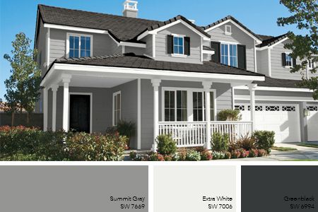Exterior Paint Colors Grey 16 ideas of victorian interior design | grey exterior paints, grey