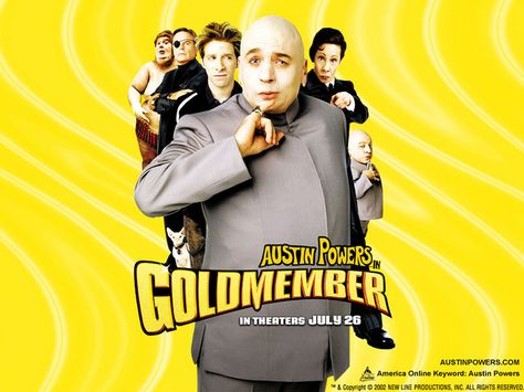 Movies Wallpaper : Austin Powers Goldmember - Dr. Evil