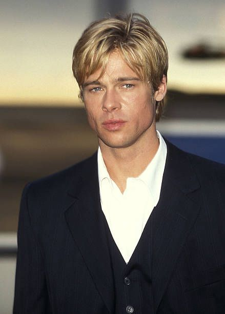 World S Best Meet Joe Black Film Title Stock Pictures Photos And Images Getty Images In 2020 Brad Pitt Young Brad Pitt Brad Pitt Photos