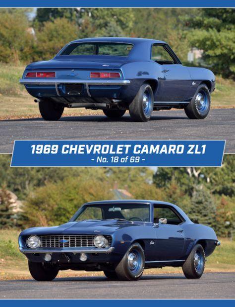 1969 Camaro Dusk Blue Zl1 Camaro Camaro Zl1 Muscle Cars Camaro