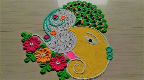 Creative Rangoli Designs: Speed Up the Bonding Before Any