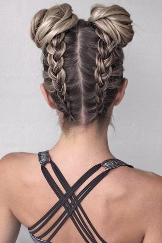 Full Collection of the Best Updos of All Time ★ See more: http://lovehairstyles.com/best-updos/