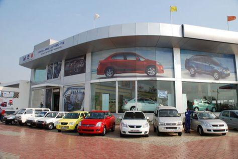 Find The Contact Details Of Maruti Suzuki Showroom In Kota
