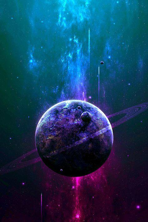 Движущееся картинки космос