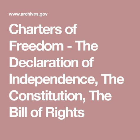The Petition of Right Charters of Freedom Pinterest - creating signers form for petition