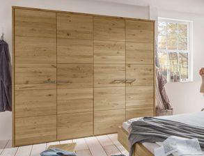 Bett Darica Kleiderschrank Holz Schrank Wohnung