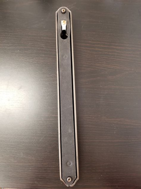 501 004 Sliding Patio Door Replacement Exterior Faceplate