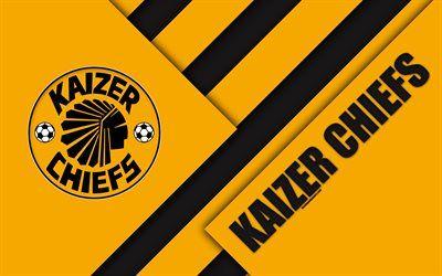 Kaizer Chiefs Of South Africa Wallpaper Design De Materiais Joanesburgo Clubes