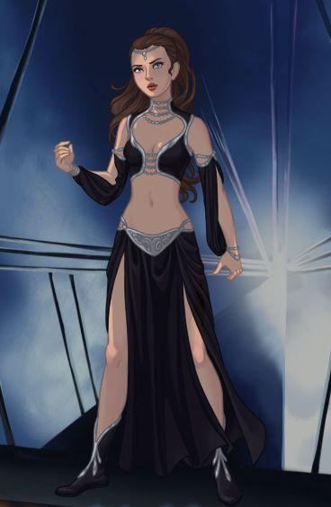 Fi sci slave girl