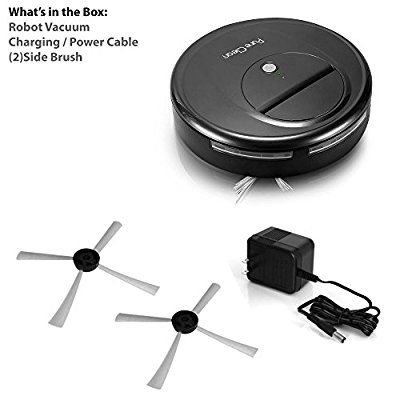 Amazon Com Pyle Upgraded Pure Clean Smart Robot Vacuum Sweeper Cleaner W Self Navigated Automatic Robotic Floor Cle Robot Vacuum Vacuum Sweeper Floor Cleaner