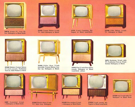 1956 ... which TV? | Flickr - Photo Sharing!