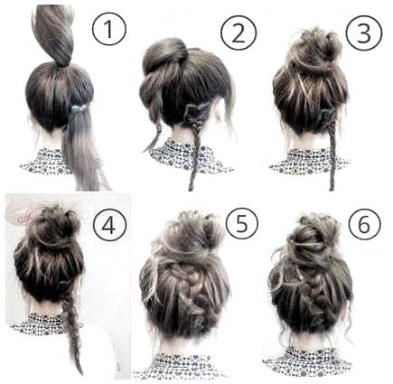 Hairstyles Updo Easy Lazy Girl Quick Hair In 2020 Easy Hairstyles Lazy Girl Hairstyles Long Pixie Hairstyles